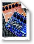 Electro Harmonix Cathedral Stereo Reverb Guitarist (03/2010)