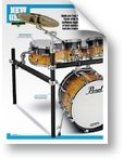 Pearl Pro Live #464 Brass Cymbal Rhythm (00/00)