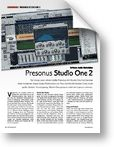 Presonus Studio One V2 Prof. Upgrade 2 KEYS (03/3912)