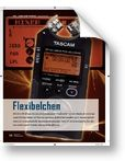 Tascam DR-40 Professional Audio (09/2012)