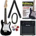 Thomann Junior Guitar Set 1 BK RW in Juegos de guitarras