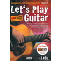 Hage Musikverlag Let's Play Guitar in Méthodes guitare acoustique