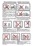 Safety instructions Download