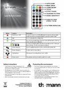 Manual: Remote control Download