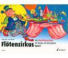 Flötenzirkus Vol.1 Schott