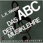 Zimmermann Verlag Das ABC Der Musiklehre