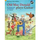 Schott Old Mac Donald plays Guitar