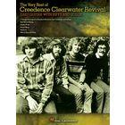 Hal Leonard The Very Best Of Creedence