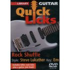 Music Sales Quick Licks Steve Lukather DVD