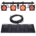 Eurolite LED KLS-200 RGB DMX Bundle
