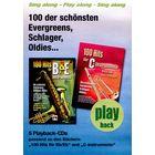 Hildner Musikverlag 100 Hits Playback CDs Vol.1