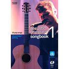 Edition Dux Acoustic Pop Guitar Songbook 1