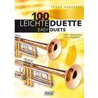 Hage Musikverlag 100 Leichte Duette Trompete