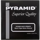 Pyramid Black Tape Nylon Double Bass S