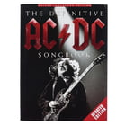 Music Sales AC/DC Definitive Songbook Upd