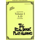 Hal Leonard Real Book Playalong A-D