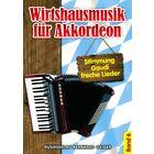 Musikverlag Geiger Wirtshausmusik Akkordeon 6