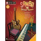 Hal Leonard Jazz Play-Along: Samba