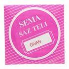 Sema Saz Evi Long Neck Saz / Divan Strings