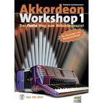 Holzschuh Verlag Akkordeon Workshop 1 +DVD