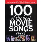 Hal Leonard 100 Of The Best Movie Songs