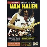 Music Sales Learn To Play Van Halen DVD