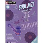 Hal Leonard Jazz Play Along Soul Jazz