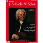 Hal Leonard J.S. Bach 50 Solos for Classic