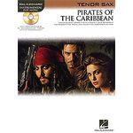 Hal Leonard Pirates Of The Caribbean T-Sax