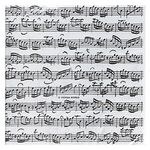"Vienna World Napkins ""Music Sheet"""