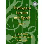 Horst Rapp Verlag Trompete Lernen mit Spaß 1