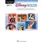 Music Sales Disney Solos f.Clarinet/Teno