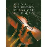 Music Sales Violin 100 Classical Themes