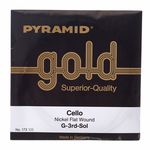 Pyramid Gold Cello String C