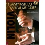 Hal Leonard 15 Popular Classical Vi