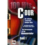 Hildner Musikverlag 100 Hits in C-Dur Bd.1