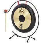 "Dixon 10"" China Gong"