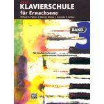 Alfred Music Publishing Klavierschule für Erwachsene 3