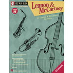 Hal Leonard Jazz Play Along Lennon Cartney