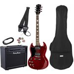 Thomann S-580 CH LH Guitar Set 1