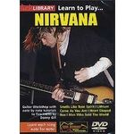 Music Sales Learn to Play Nirvana (DVD)