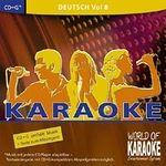 World of Karaoke Deutsche Songs Vol. 8