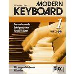 Edition Dux G. Loy Modern Keyboard 1 CD