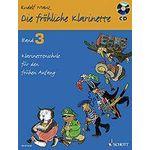 Schott Mauz Fröhliche Schule 3 CD