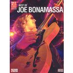 Cherry Lane Music Company Best of Joe Bonamassa