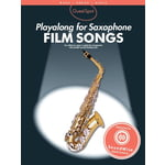 Music Sales Guest Spot Film Songs (Sax)
