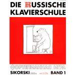 Sikorski Russische Klavierschule 1+CD