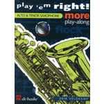 De Haske Play 'em Right! More (Sax)