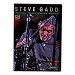 Hudson Music Steve Gadd DVD with Bonus