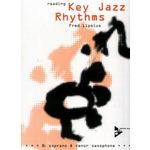 Advance Music Reading Key Jazz Rhythm(T-Sax)